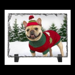 """Каменная рамка """"год собаки"""" - сымый любимый этот дизайн-сделано с любовью"""