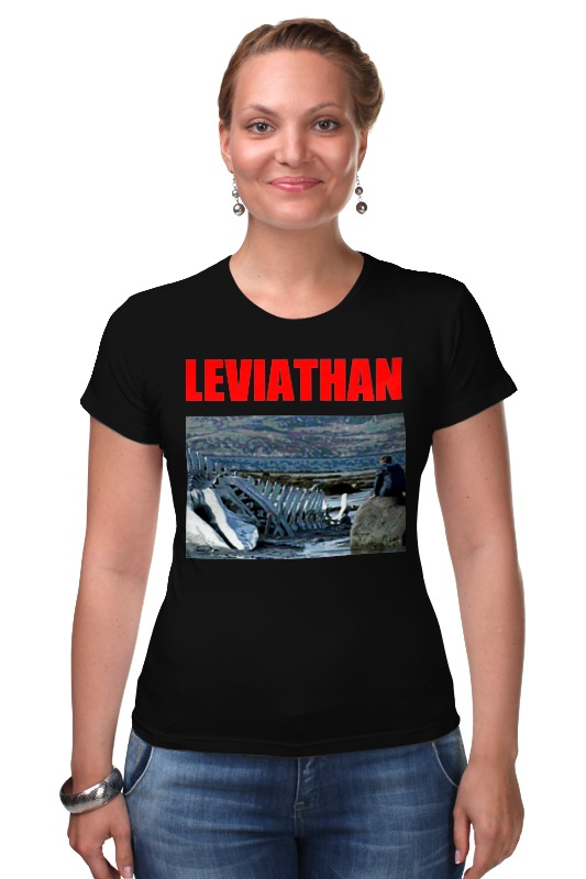 Футболка Стрэйч Printio Левиафан левиафан dvd