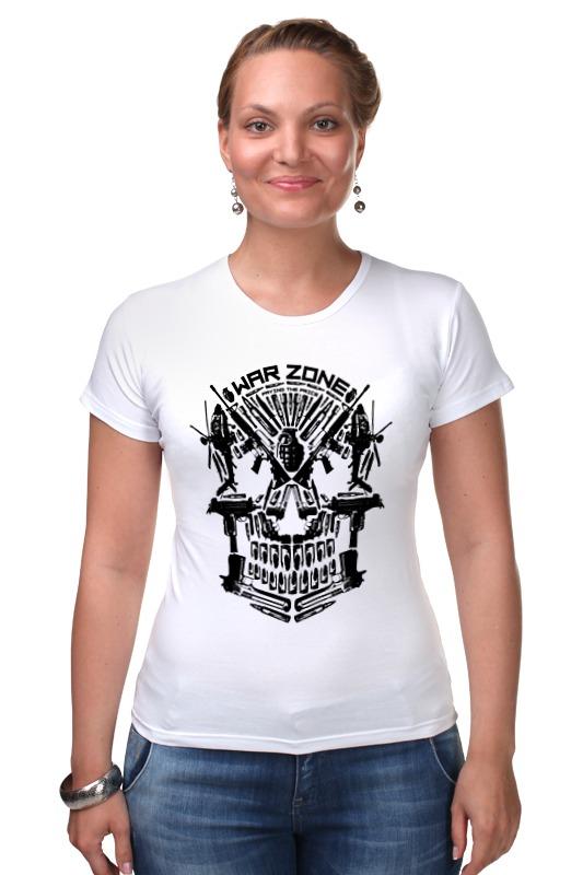 Футболка Стрэйч Printio War zone футболка print bar war zone