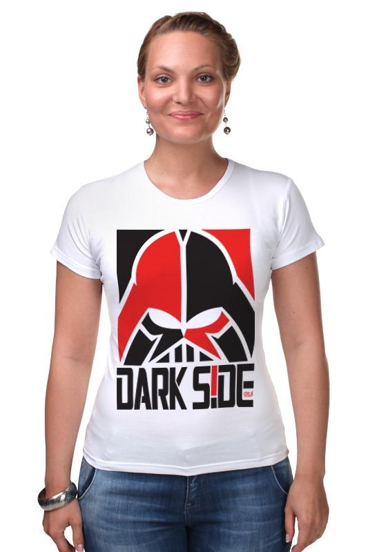 Футболка Стрэйч Printio Dark side футболка стрэйч printio dark html5