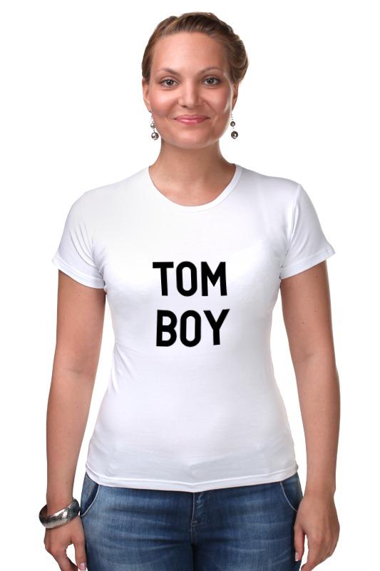 Футболка Стрэйч Printio Tom boy футболка классическая printio tom boy