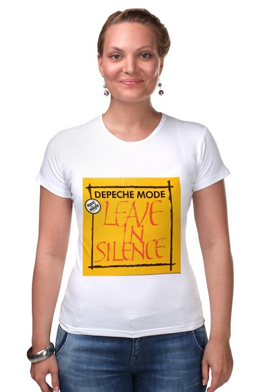 Футболка Стрэйч Printio Depeche mode depeche mode depeche mode a broken frame 180 gr