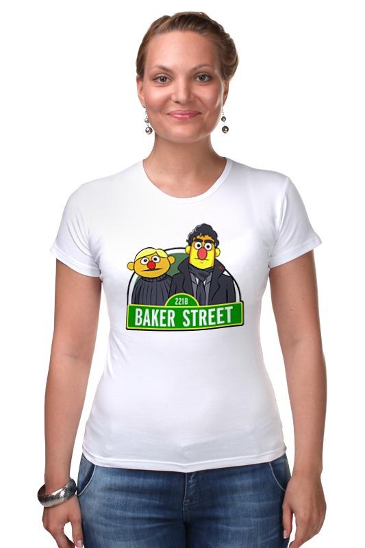 Футболка Стрэйч Printio Шерлок холмс (маппеты) футболка стрэйч printio доктор кто х шерлок холмс