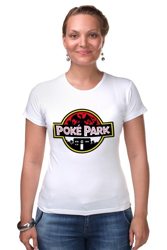 Футболка Стрэйч Printio Pokemon x jurassic park футболка стрэйч printio pokemon x jurassic park