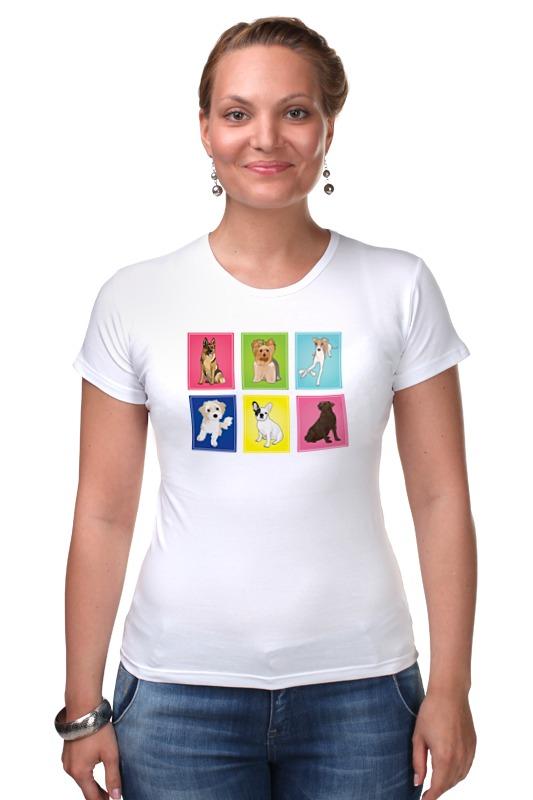 Футболка Стрэйч Printio Йоркширский терьер детская футболка классическая унисекс printio йоркширский терьер