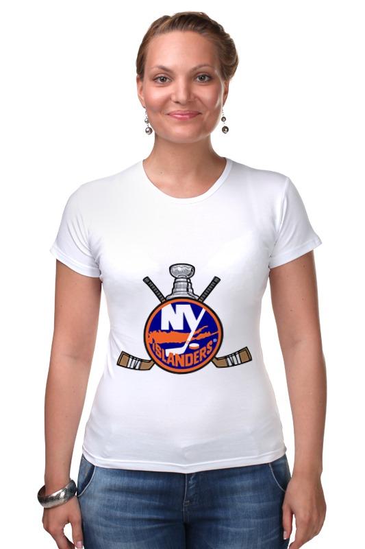 Футболка Стрэйч Printio Нью-йорк айлендерс футболка стрэйч printio new york