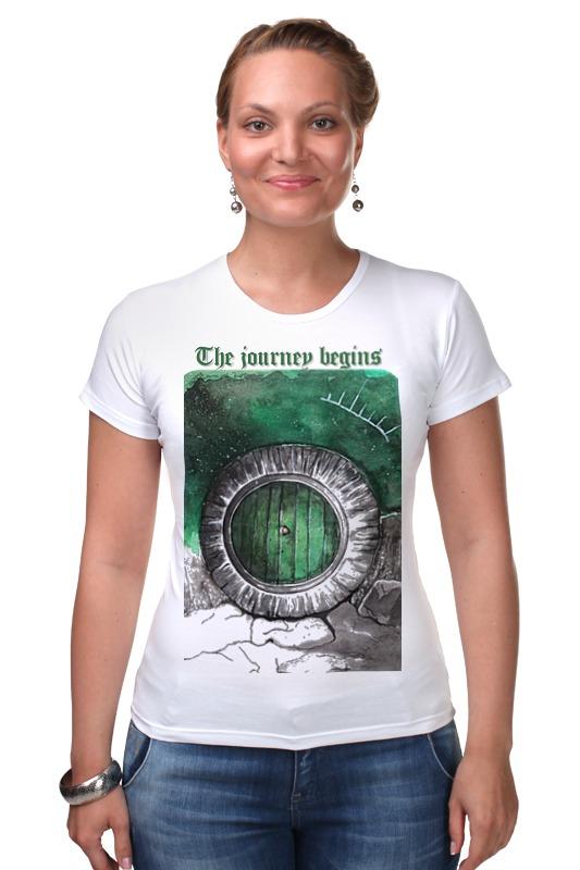 Футболка Стрэйч Printio Волшебная дверь от milanna волшебная труба