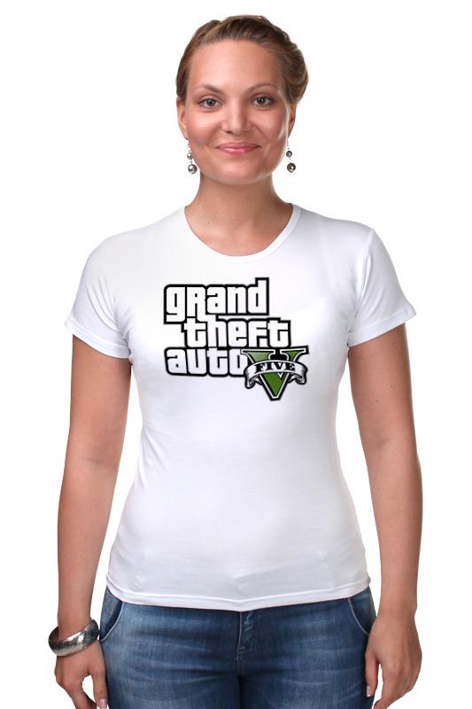 Футболка Стрэйч Printio Grand theft auto 5 футболка классическая printio gta 5 dog