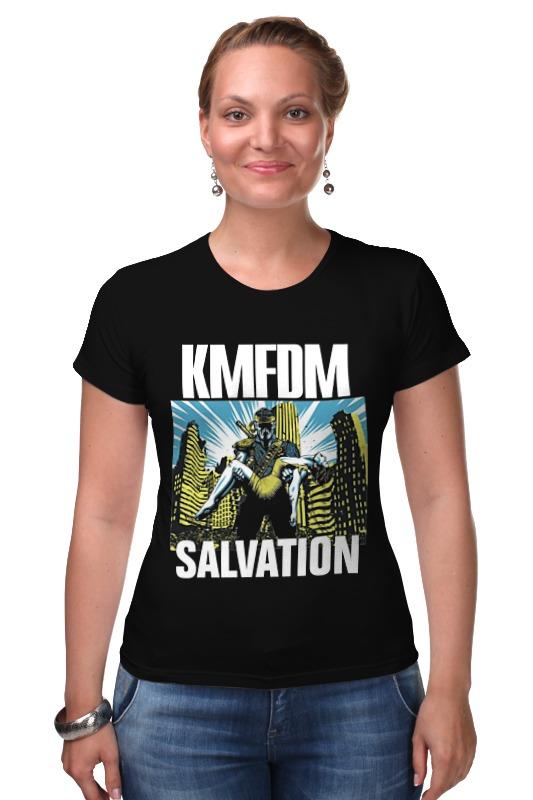 Футболка Стрэйч Printio Kmfdm salvation футболка стрэйч printio kmfdm symbols europian tour 97
