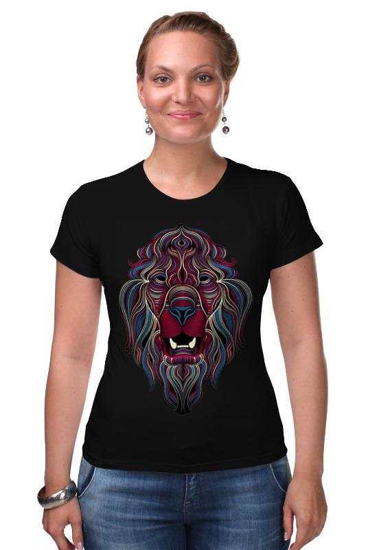 Футболка Стрэйч Printio Звери, арт дизайн футболка стрэйч printio группа звери
