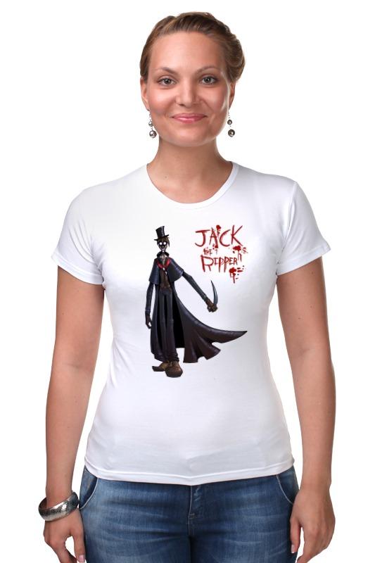Футболка Стрэйч Printio Jack ripper jack the ripper hell blade vol 3