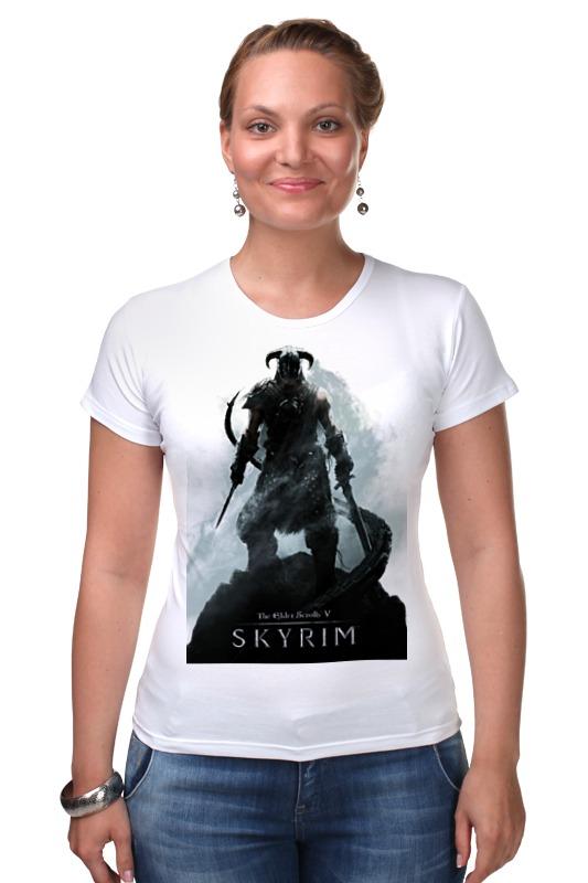 Футболка Стрэйч Printio The elder scrolls v: skyrim
