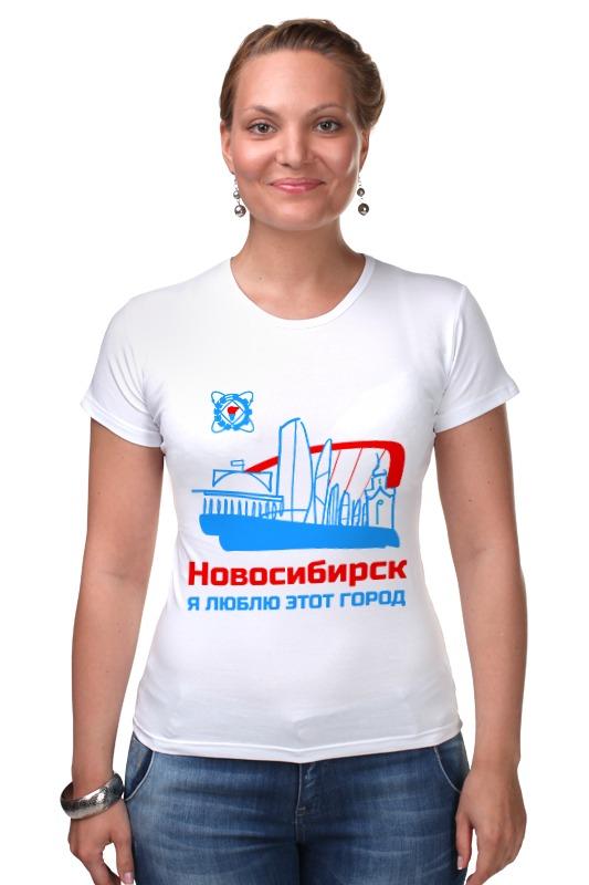 Футболка Стрэйч Printio Новосибирск