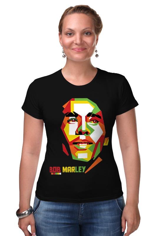 Футболка Стрэйч Printio Bob marley футболка стрэйч printio bob marley rasta