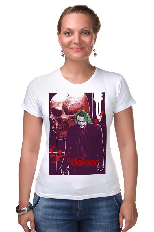 Футболка Стрэйч Printio The joker футболка классическая printio the joker