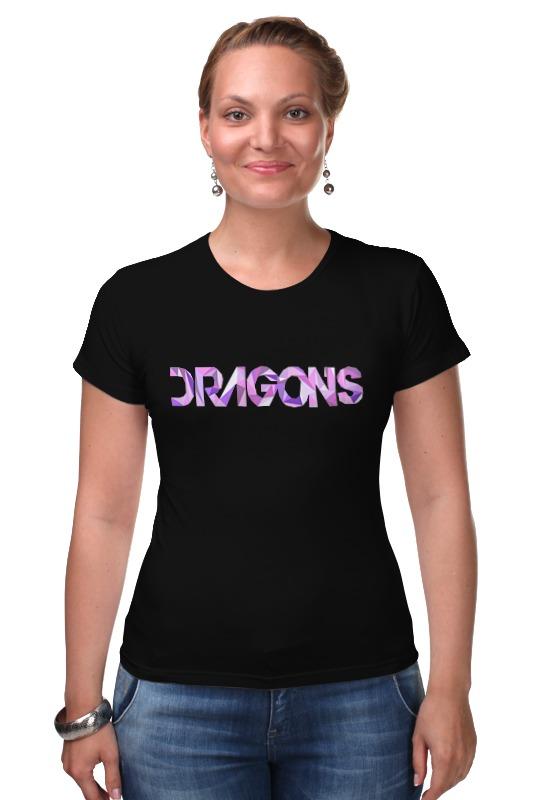 Футболка Стрэйч Printio Imagine dragons imagine dragons москва