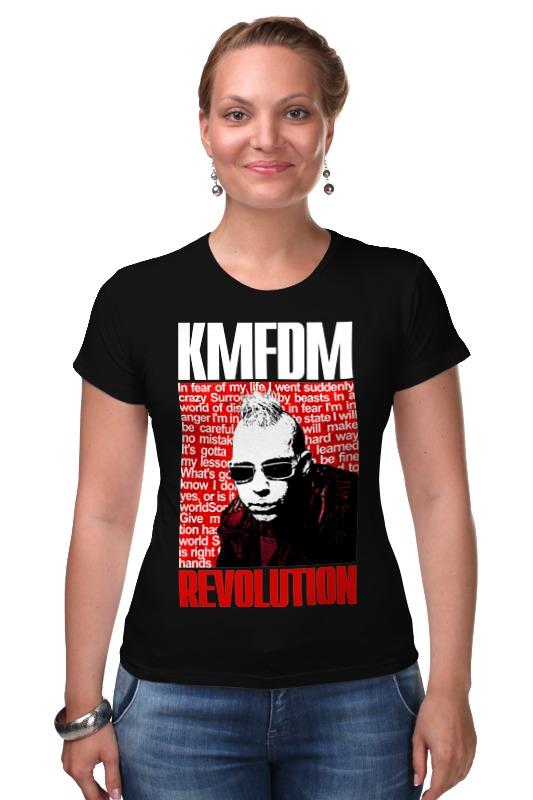Футболка Стрэйч Printio Kmfdm revolution sascha konietzko футболка стрэйч printio kmfdm symbols europian tour 97
