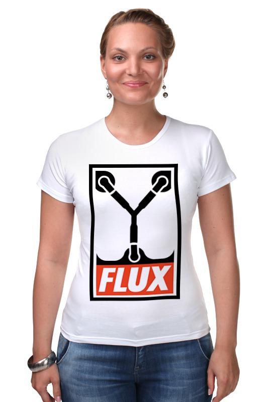 Футболка Стрэйч Printio Flux capacitor (назад в будущее) футболка стрэйч printio назад в будущее 2