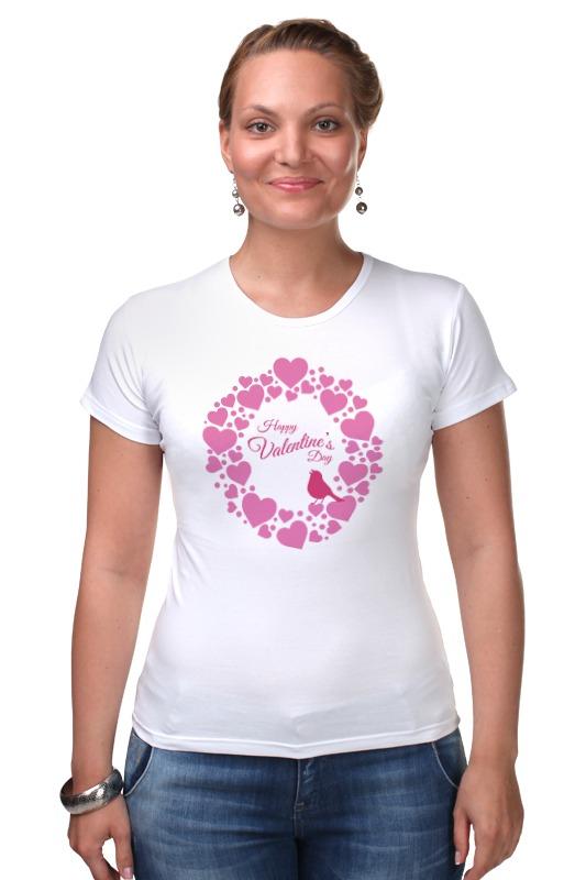 Футболка Стрэйч Printio Valentine t-shirt 2 футболка стрэйч printio 62 2% в саратове