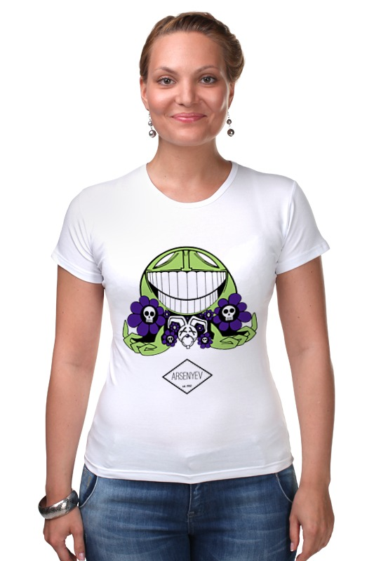 Футболка Стрэйч Printio Psy art arsb футболка для беременных printio psy art arsb