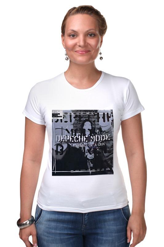 Футболка Стрэйч Printio Depeche mode пежо 406 1997 года в белорус