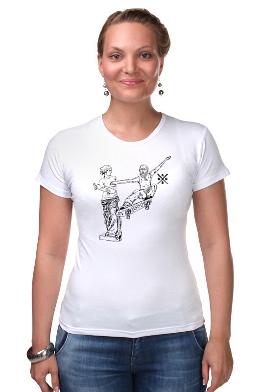 Футболка Стрэйч Printio Urban environment - arsb футболка для беременных printio arsb skate