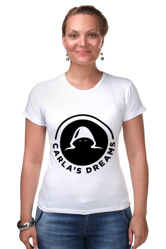 Футболка Стрэйч Printio Carla's dreams