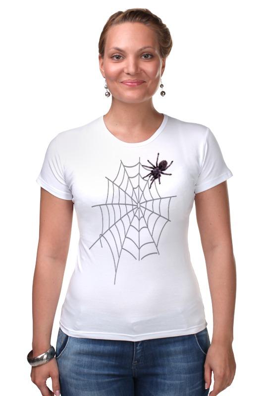 Футболка Стрэйч Printio Большой паук паук 4 1 на ниву