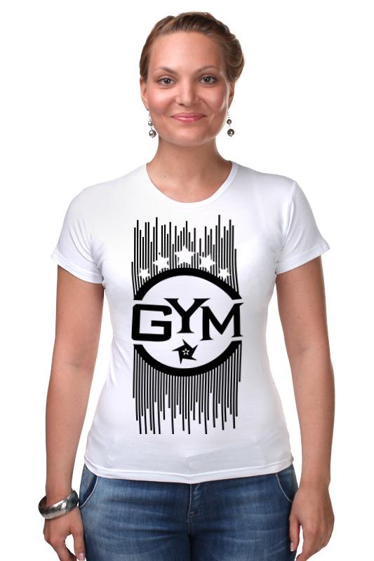 Футболка Стрэйч Printio !!! gym !!! футболка стрэйч printio спортзал попайя