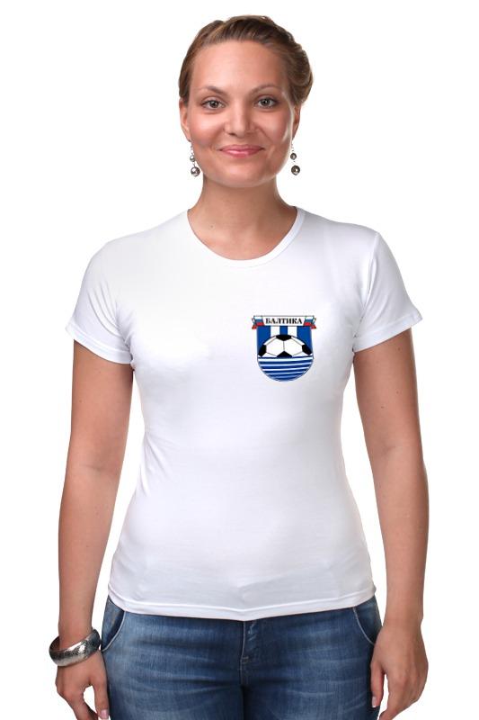 Футболка Стрэйч Printio Фк балтика калининград футболка стрэйч printio футбольный клуб ска ростов на дону