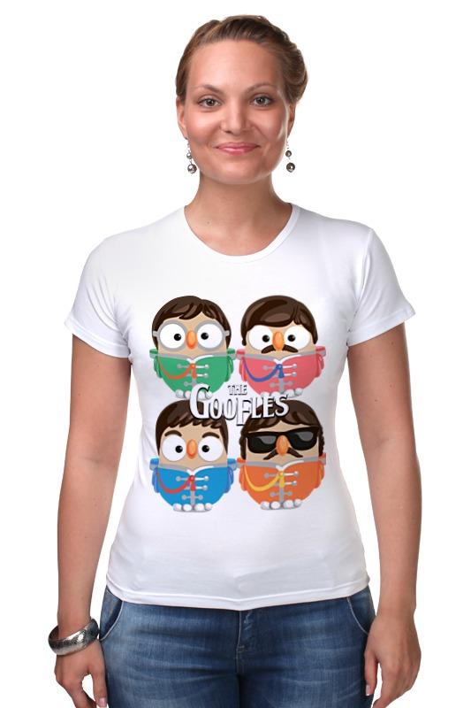 Футболка Стрэйч Printio Сова битлз (the beatles) суперсова goofi футболка стрэйч printio сова супермен суперсова goofi