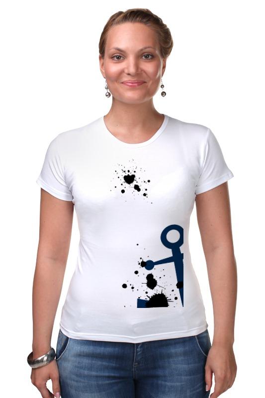 Футболка Стрэйч Printio Маленький моряк футболка стрэйч printio моряк папай