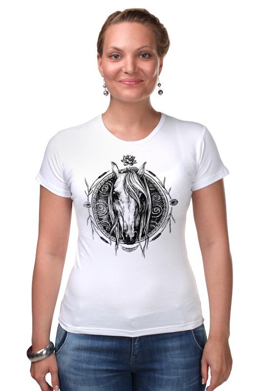 Футболка Стрэйч Printio Речная лошадь футболка стрэйч printio речная лошадь
