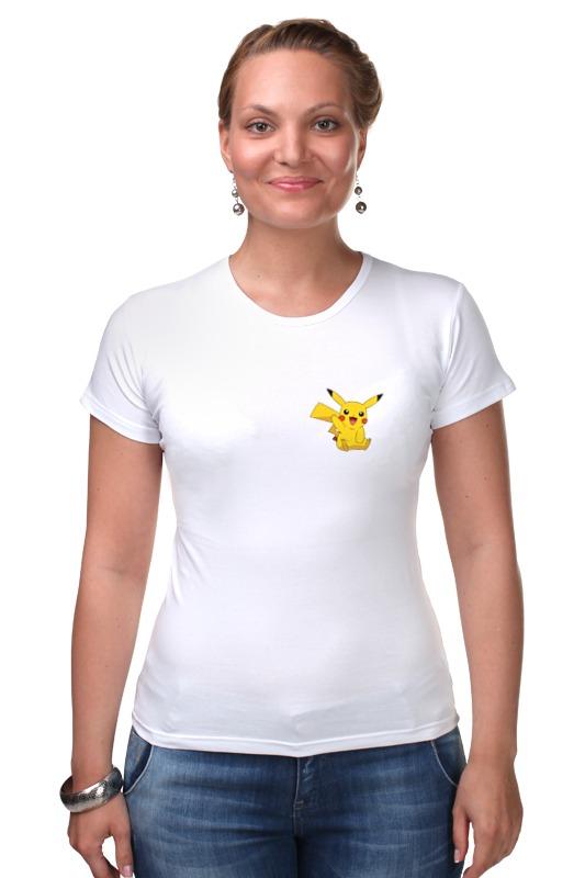 Футболка Стрэйч Printio Pokemon go - catch it! go - catch it! женские часы go girl only go 694923