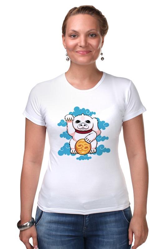 Футболка Стрэйч Printio Lucky dragon футболка tintin lucky