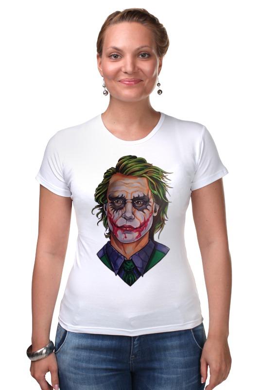 Футболка Стрэйч Printio Джокер футболка стрэйч printio хозяин морей