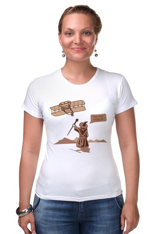 Футболка Стрэйч Printio Гендальф (властелин колец) футболка стрэйч printio властелин колец