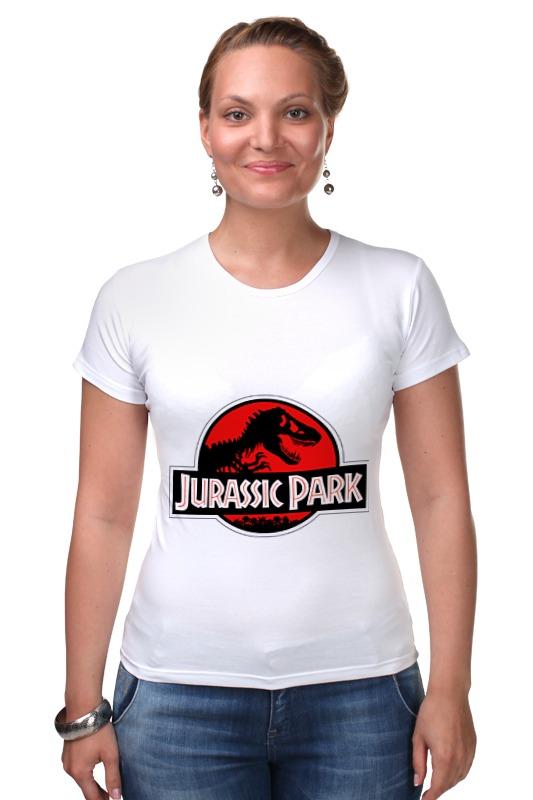 Футболка Стрэйч Printio Jurassic park футболка стрэйч printio pokemon x jurassic park
