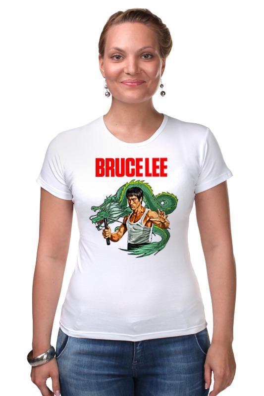 Футболка Стрэйч Printio Bruce lee футболка стрэйч printio bruce lee