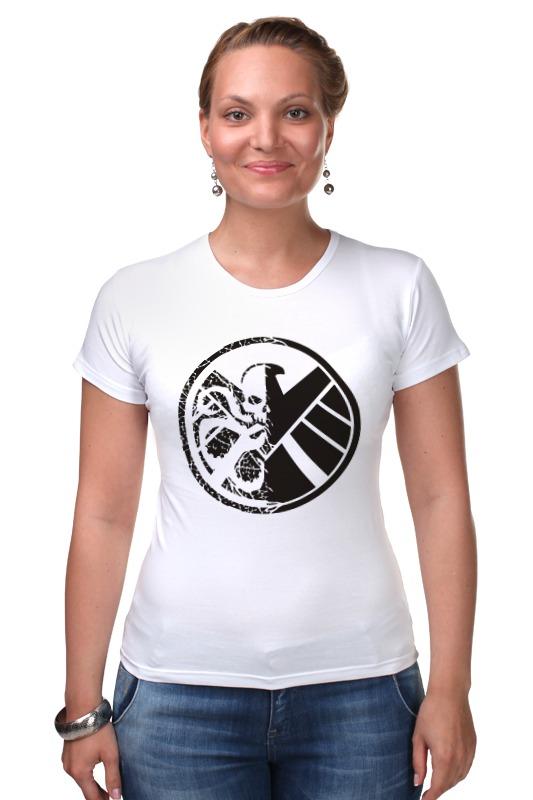 Футболка Стрэйч Printio Hydra футболка стрэйч printio hydra arsb
