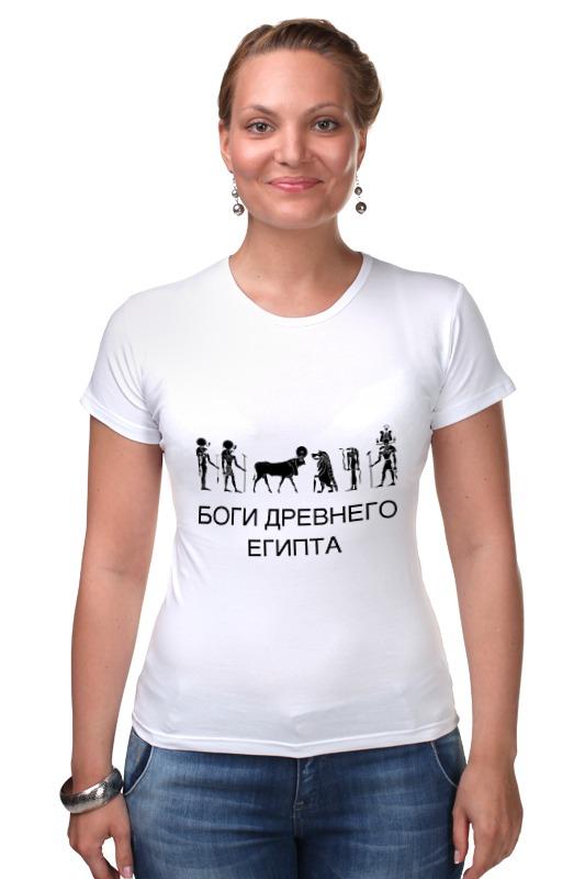 Футболка Стрэйч Printio Боги древнего египта 2 футболка стрэйч printio 62 2% в саратове