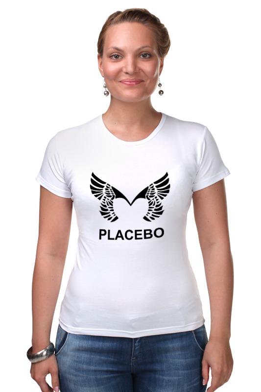 Футболка Стрэйч Printio Placebo (wings) футболка стрэйч printio placebo devil in the details