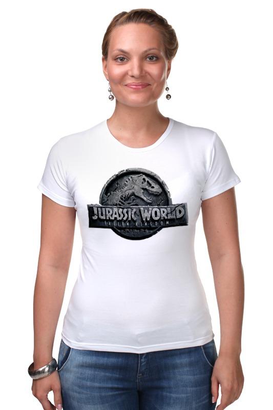 Футболка Стрэйч Printio Мир юрского периода / jurassic world hasbro фигурки b1139 титаны динозавры мира юрского периода в ассорт jurassic world