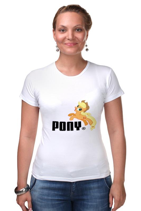 Футболка Стрэйч Printio Pony футболка стрэйч printio 62 2% в саратове