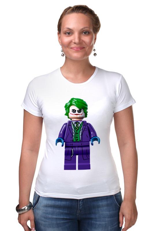 Футболка Стрэйч Printio Джокер костюм страшного клоуна детский 30 32