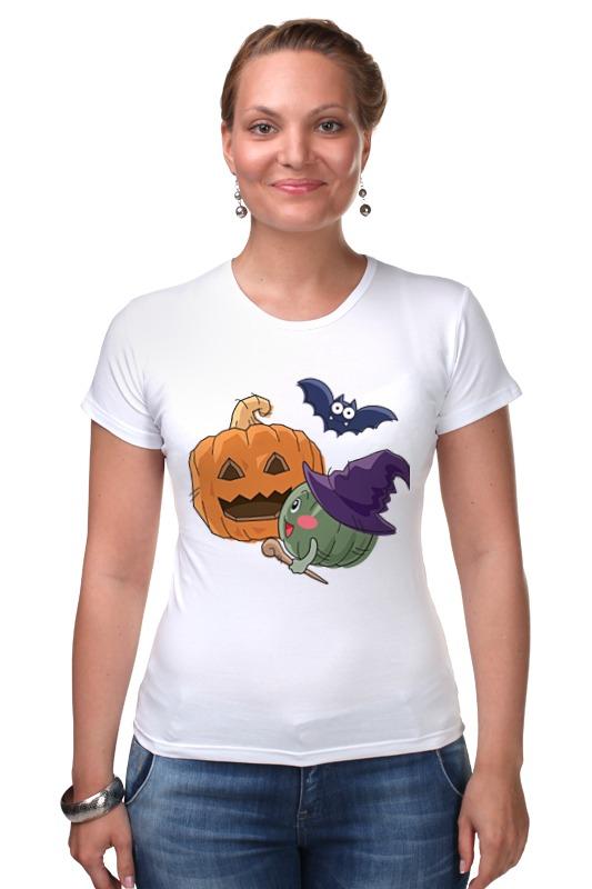 Футболка Стрэйч Printio Halloween футболка стрэйч printio 62 2% в саратове
