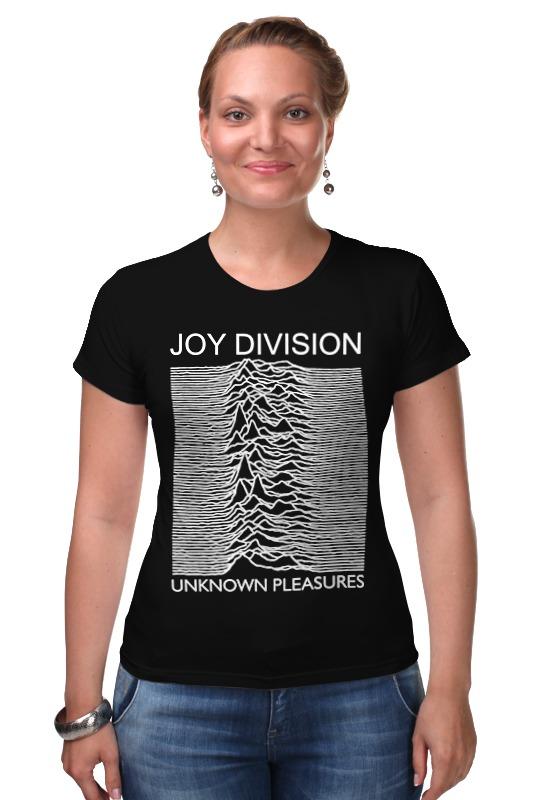 Футболка Стрэйч Printio Joy division толстовка wearcraft premium унисекс printio joy division