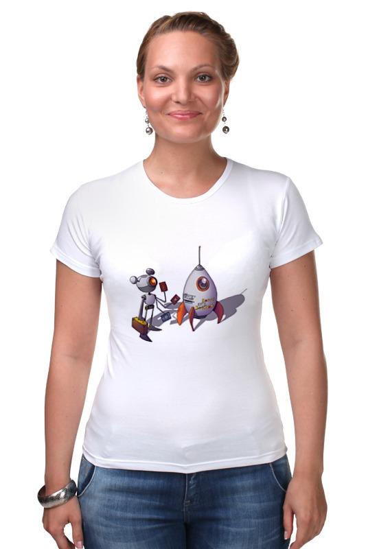 Футболка Стрэйч Printio Happy everyday!!! футболка classic everyday