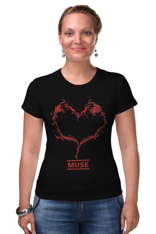 Футболка Стрэйч Printio Muse футболка стрэйч printio muse