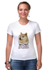 "Футболка Стрэйч ""doge wow such shirt so fashion"" - мем, пёс, wow, doge, собакен"